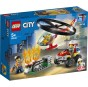 60248 LEGO city Räddning med brandhelikopter 5+ - 60248 LEGO city Räddning med brandhelikopter 5+