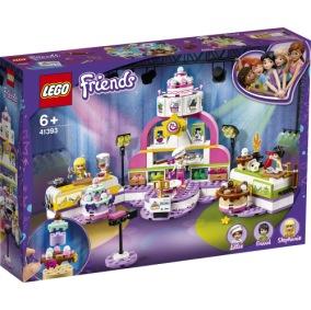 41393 LEGO friends Baktävling 6+ - 41393 LEGO friends Baktävling 6+