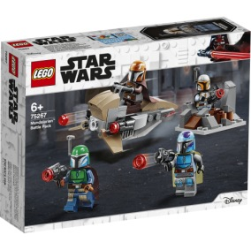 75267 LEGO star wars Mandalorian Battle pack 6+ - 75267 LEGO star wars Mandalorian Battle pack 6+