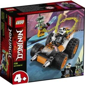 71706 LEGO Ninjago Coles speederbil 4+ - 71706 LEGO Ninjago Coles speederbil 4+