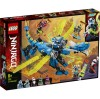 71711 LEGO Ninjago Jays cyberdrake 8+