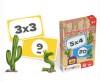 Spelkort - Lär dig multiplications tabellen 6+