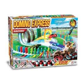 Enigma Domino Express Racing 150pcs - Enigma Domino Express Racing 150pcs