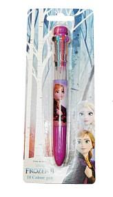 Disney Frozen Frost 2 Penna 10 Olika Färger - Disney Frozen Frost 2 Penna 10 Olika Färger