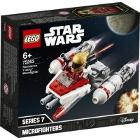 75263 LEGO star wars Resistance Y-wing™ Microfighter 6+