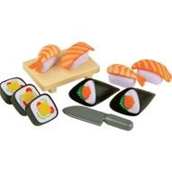 Sushi, Junior Home