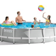 Intex Prism Rörpool  457x107, 14614 liter