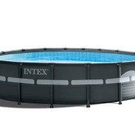INTEX Ultra Framepool 549x132 cm 26423 liter