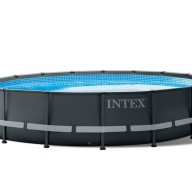 Intex Ultra Frame Pool 488 x 122 cm 19 156 liter.