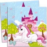 Unicorn, Servetter 20-pack