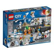 LEGO City Space Port 60230 - Figurpaket - Rymdforskning och utveckling 5+ Limited Edition