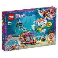 LEGO Friends Delfinräddning 41378 6+