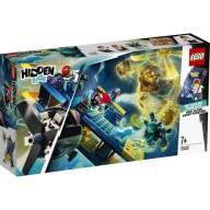 70429 LEGO Hidden side El fuegos stuntplan 7+