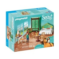 Playmobil Spirit - Luckys sovrum 9476
