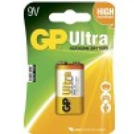 GP Batterier Ultra 9 Volt