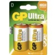 GP Batterier Ultra D  2-pack