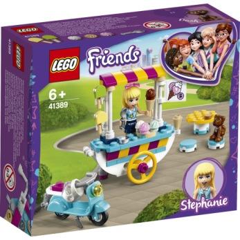 41389 LEGO friends Glassvagn 6+ - 41389 LEGO friends Glassvagn 6+