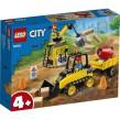 60252 LEGO city Bulldozer 5+ - 60252 LEGO city Bulldozer 5+
