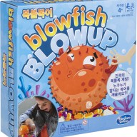 Hasbro Spel Blowfish Blowup 4+