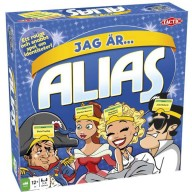 Tactic Spel - Jag är Alias 12+