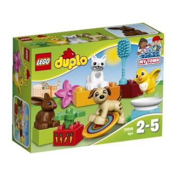 Duplo 10838, Familjens husdjur - Duplo 10838, Familjens husdjur