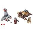 75265 LEGO star wars T-16 Skyhopper vs Bantha Microfighters 6+