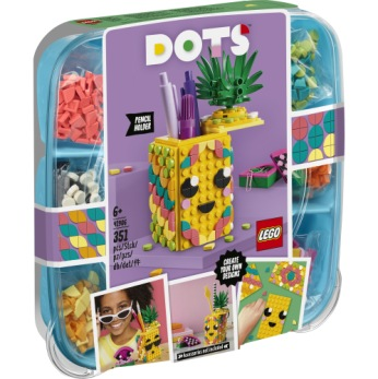 41906 LEGO Dots Pencil Holder 6+ - 41906 LEGO Dots Pencil Holder 6+