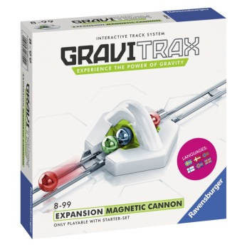 GraviTrax Magnetic Cannon modul till kulbanesystem 8+ - GraviTrax Magnetic Cannon modul till kulbanesystem 8+