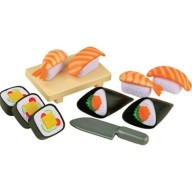 Sushi, Junior Home