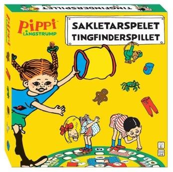 Sakletarspelet Pippi Långstrump 3+ - Sakletarspelet Pippi Långstrump 3+