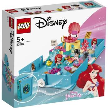 43176 LEGO Disney princess Ariels sagoboksäventyr 5+ - 43176 LEGO Disney princess Ariels sagoboksäventyr 5+