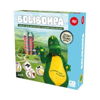 Bolibompa Spelet Storytelling - Bolibompa Spelet Storytelling