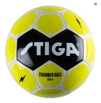 STIGA, Thunder Fotboll Storlek 4 Grön - STIGA, Thunder Fotboll Storlek 4 Grön