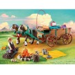 Playmobil Spirit - Luckys pappa och vagn 9477