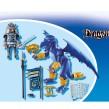 Playmobil 5464, Asiatiska drakriddare, Isdrake med soldat