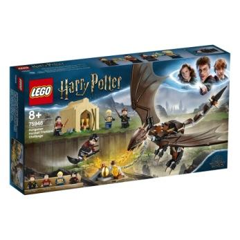 75946 Turneringen i magisk trekamp: ungersk taggsvans LEGO Harry Potter 8+ - 75946 Turneringen i magisk trekamp: ungersk taggsvans LEGO Harry Potter 8+