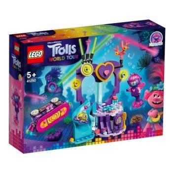41250 LEGO Trolls Technoparty i korallrevet 5+ - 41250 LEGO Trolls Technoparty i korallrevet 5+