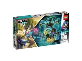 LEGO Hidden Side 70420 - Kyrkogårdsmysterium 7+ - LEGO Hidden Side 70420 - Kyrkogårdsmysterium 7+