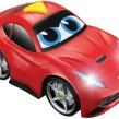 Ferrari Light & Sounds Leksaksbil