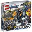 76143 LEGO Super Heroes Avengers lastbilsattack 7+ - 76143 LEGO Super Heroes Avengers lastbilsattack 7+