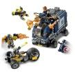 76143 LEGO Super Heroes Avengers lastbilsattack 7+