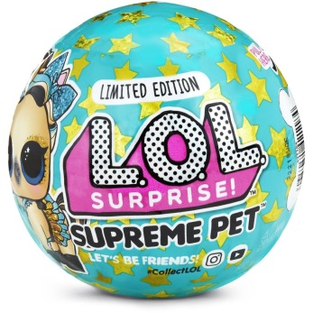 L.O.L. LOL Supreme Pet - Nyhet Oktober 2019 - L.O.L. LOL Supreme Pet - Nyhet Oktober 2019