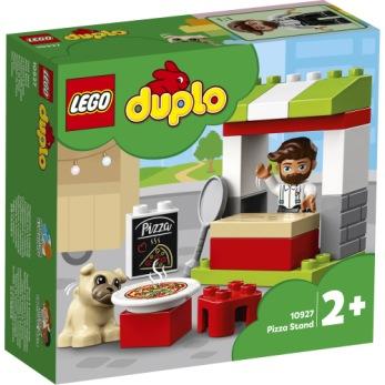 10927 LEGO Duplo Pizzastånd 2+ - 10927 LEGO Duplo Pizzastånd 2+