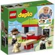 10927 LEGO Duplo Pizzastånd 2+