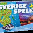Danspil, Sverigespelet - familjespel - Danspil, Sverigespelet - familjespel