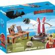 Playmobil Dragons - Gape Rapkäft med fårsele 9461 - Playmobil Dragons - Gape Rapkäft med fårsele 9461