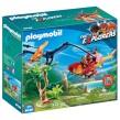 Playmobil Dinos - Helikopter med flygosaurus 9430 - Playmobil Dinos - Helikopter med flygosaurus 9430