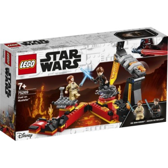 75269 LEGO star wars Duel on Mustafar 7+ - 75269 LEGO star wars Duel on Mustafar 7+