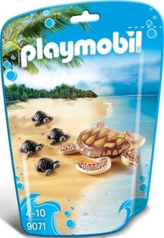 Playmobil 9071, Sköldpadda och barn - Playmobil Sköldpadda och barn