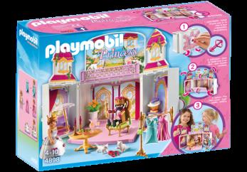 Playmobil 4898, Mitt hemliga slott - Playmobil 4898, Mitt hemliga slott